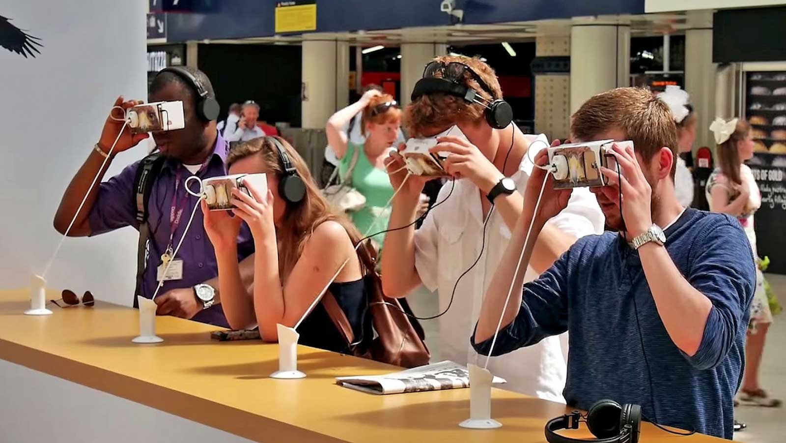 Virtual Reality is Real and right NOW